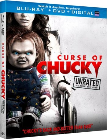 ��������� ���� / Curse of Chucky [Unrated] (��� �������) [2013, �����, �������, HDRip] DUB