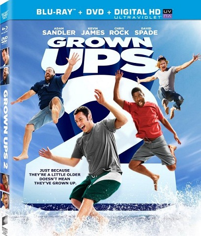 ������������� 2 / Grown Ups 2 (������ �����) [2013, �������, HDRip] DUB