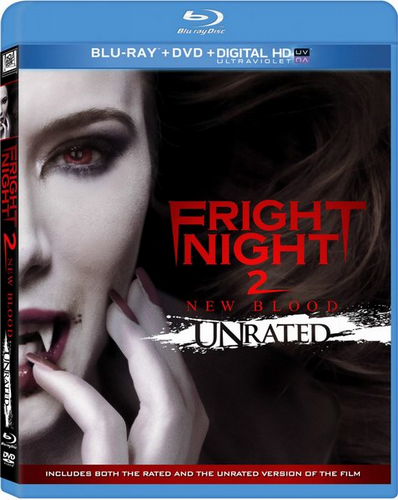 ���� ������ 2 / Fright Night 2 (������� ��������) [2013, �����, �������, LowHDRip] MVO