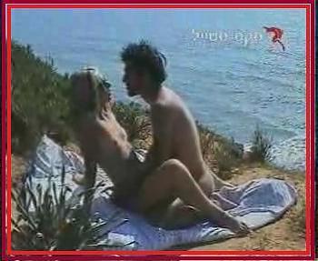 Секс на израильском пляже (на иврите) (1999) TVRip