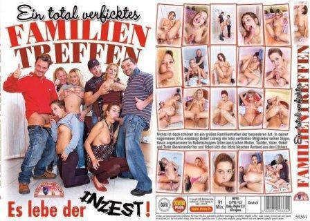 Инцест - Совершенно трахнутая семейная встреча / Inzest - Ein total verficktes Familientreffen (2008) DVDRip