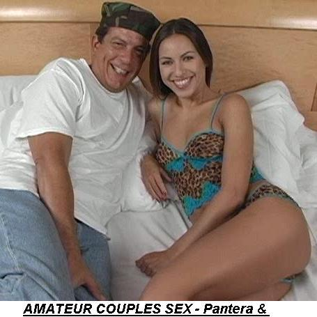 AMATEUR COUPLES SEX - Pantera & Maverick (2008) DVDRip