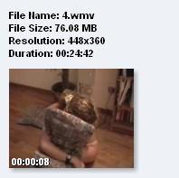 Подборка домашнего порно  видео (2006) CamRip