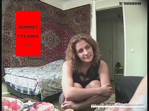 Домашнее частное порно. Шлюху тарабанят в анал (2008) CamRip