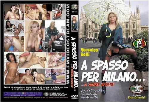 A Spasso Per Milano A Gambe Aperte (2008) DVDRip