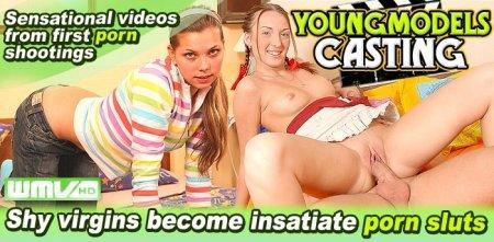 Кастинг молодых моделей (2009) DVDRip