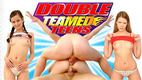 DoubleTeamedTeens.com 9	 Movie Pack (2009) SATRip