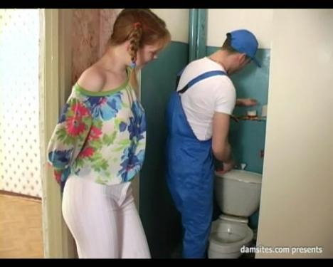 Сантехник и Маруся (2008) DVDRip
