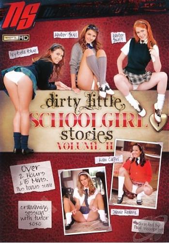 Dirty Little Schoolgirl Stories 2 / Истории Маленьких Грязных Школьниц 2 (2009) DVDRip
