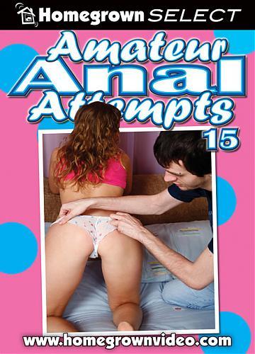 Amateur Anal Attempts №15 /Любительские анальные попыткаи № 15 (2008) DVDRip