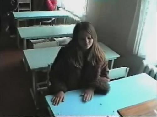 Аня.Анал во время школьной перемены (2008) DVDRip