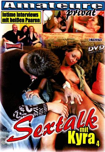Sextalk Mit Kyra №04.German / Германские аматоры. (2009) DVDRip