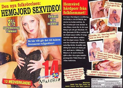 Svenska Amatorer #14 (2009) DVDRip