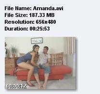AMANDA (2008) DVDRip