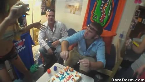 День рождение в общаге (2009) SATRip
