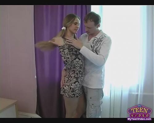 Вчера ты королева красоты,сегодня ж блядь на порносайте.Секс с  русской красавицей. (2009) SATRip