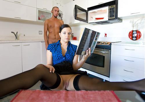 Brandi Belle - My Personal Servant (2009) SATRip