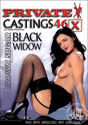 Private Casting X46 - Brown Sugar Black Widow / Кастинг Пьера Вудмана 46 (2003) DVDRip