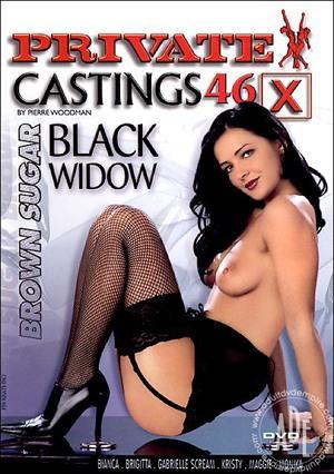 Private Casting X46 - Brown Sugar Black Widow / Кастинг Пьера Вудмана 46 (2003) DVDRip