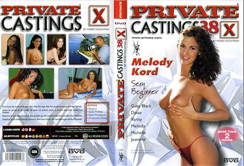 Private Casting X 38 - Melody Kord sexy beginner / Кастинг Пьера Вудмана 38 (2002) DVDRip