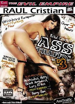 Ass Traffic 3 cd2 (2007) DVDRip