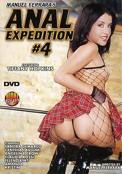 Анальная Экспедиция #4 / Anal Expedition #4 (2004) DVDRip