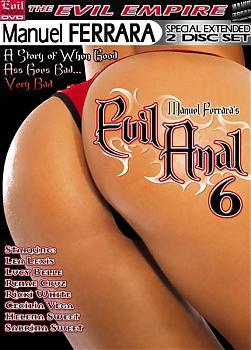 Evil Anal 6 (2008) DVDRip