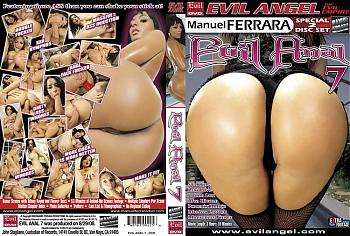 Evil Anal 7 XXX CD1 (2008) DVDRip