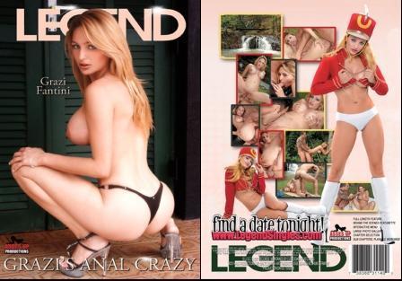 Grazi's Anal Crazy. / Грация - сумашедший анал (2008) DVDRip