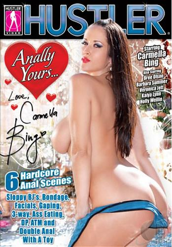 Anally Yours...Love, Carmella Bing. / Анальна Ваша... Love Carmella Bing. (2009) DVDRip
