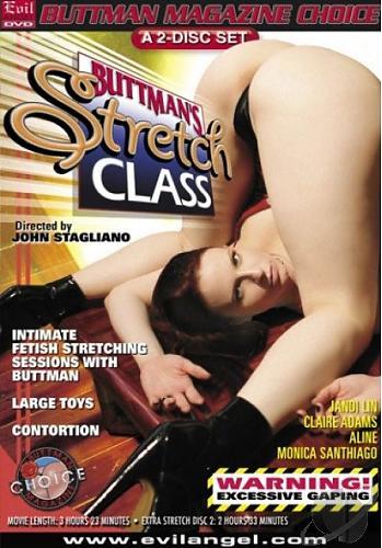 Buttman's Stretch Class  (2008) DVDRip
