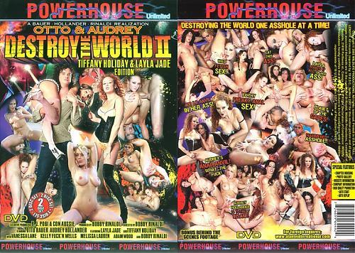 Otto & Audrey - Destroy the World 2 (2005) DVDRip