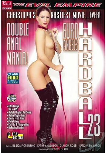 Euro Angels Hardball # 23 - Double Anal Mania (2004) DVDRip