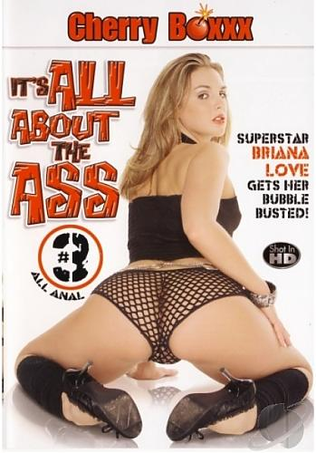 It's All About The Ass # 3 / Это - Все О Заднице - 3 (2009) DVDRip