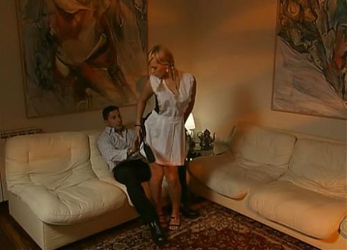 """Элен Сайнт сцена из """"La Femme De Mon Pote"""" (2005) DVDRip"""