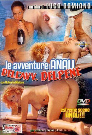 Анальные приключения Avv Delpene  Le Avventure Anali Dell'Avv Delpene (2002) (2002) DVDRip