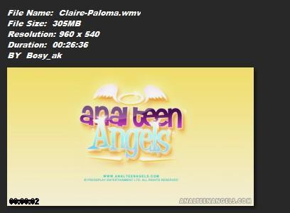 Claire-Palomа  С днем Рождения (2009) DVDRip