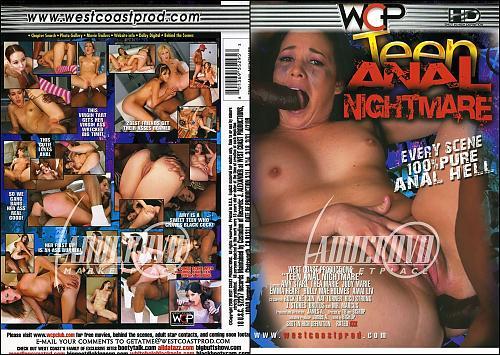 Teen anal Nightmare Подростковый анальный кошмар (2009) DVDRip