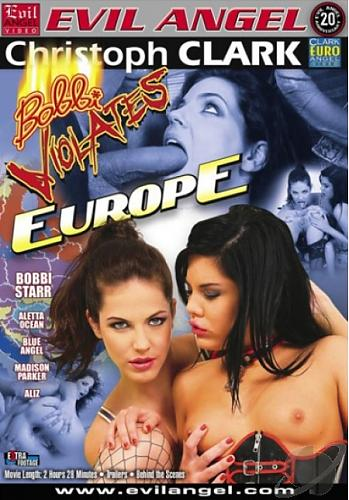Bobbi Violates Europe (2009) DVDRip
