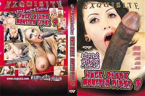 Little White Chicks Huge Black Monster Dicks # 9 (2009) DVDRip