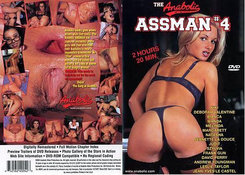 Anabolic - Assman 4  (1998) DVDRip