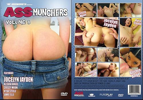 Ass Munchers 3 (2009) DVDRip