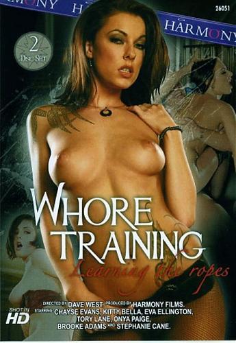 Whore Training - Learning The Ropes. / Шлюха, Тренирующая - Изучение Веревки. (2009) DVDRip