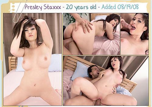 BrandNewFaces.com - Presley Staxxx (2009) SATRip