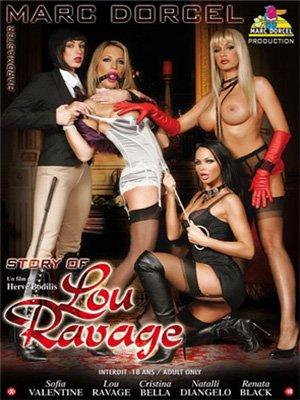 Story of Lou Ravage/ История Лу Равадж (Marc Dorcel, Herve Bodilis) [2008, All Sex,DVDRip] (2008) DVDRip