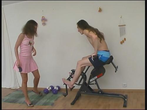Расписные чулочки. (2010) DVDRip