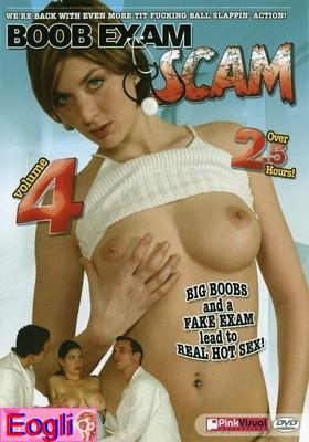 Boob Exam Scam 4 / Жульничество на экзамене 4 (Unknown / Pink Visual) [2006 г., All Sex, Legal Teen, Gonzo, Big Tits, Reality, DVDRip] (2006) DVDRip