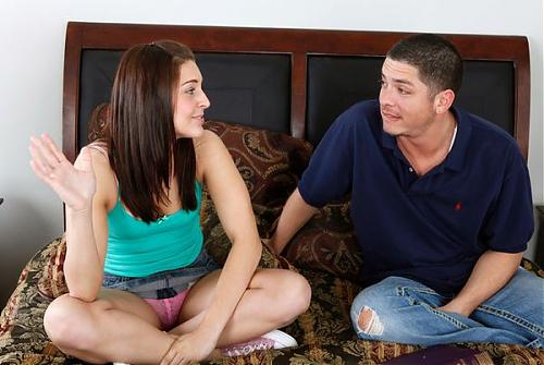 Gracie Glam - My Sister's Hot Friend (NaughtyAmerica.com) (2010) SATRip