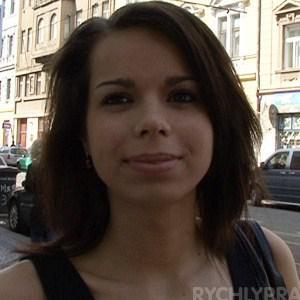 [rychlyprachy.cz] Sylva (36-й ролик / 30.03.2010) [2010 г., public sex] (2010) SATRip