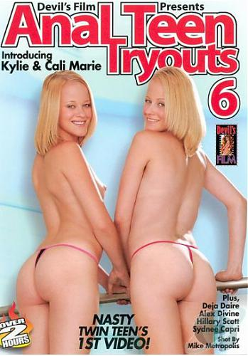 Anal Teen Tryouts №06 / Анальные пробы подростков №06 (2004) DVDRip